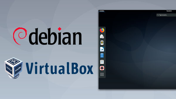Adicionais de convidados do virtualbox no debian